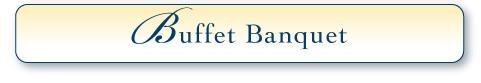 Buffet Banquet Menu